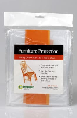 Dining chair cover- furniture protection