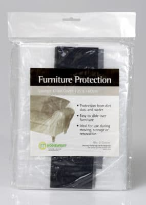Furniture protection- lounge chair cover