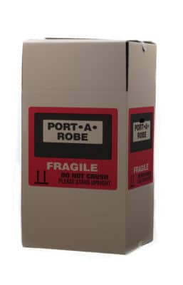 port a robe moving box